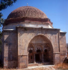 Ilias Bey Mosque, built circa 1404, Miletus, Turkey