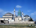 Turkey, Konya, Mevlana Tekke, north east aspect, thirteenth century