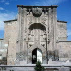 Turkey, Konya, the Ince Minare Camii, mosque, Selcuk period, built in 1251