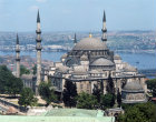 Turkey, Istanbul, Suleymaniye Mosque, built by Sinan, 16th century