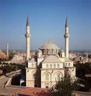 Turkey, Manisa, Muradiye Camii, designed by Mimar Sinan, completed by Mehmet Aga, 1583-1585