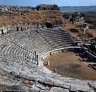 Turkey Miletus the Theatre built in Hellenistic times and rebuilt during the Roman period