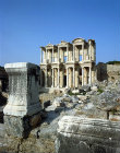 Turkey Ephesus the Celcus Library