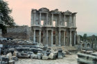 Turkey Ephesus the Celcus Library built by Gaius Julius Aquila son of Celcus Polemaeanus in 135 AD