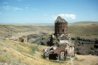 Church of St Gregory of Tigran Honents, completed 1215, Ani, (ruined medieval Armenian city state), Kars,Turkey