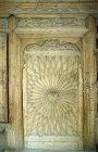 Turkey, Karaman (Laranda) wood carving in house built 1778 for Haci Omer Aga