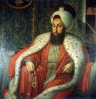 Selim III, 1789-1807, portrait by the artist Hippolite Berteaux, Topkapi Palace Museum, Istanbul, Turkey
