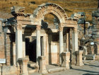 Turkey Ephesus Hadrians Temple 2nd century AD