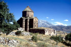 Turkey, Armenian Church on the Island of Achthamar on Lake Van 915-921AD