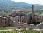 Turkey Selcuk near Ephesus the Isa Bey Cami one of the finest Selcuk mosques built in 1375 by Isa Bey son of Mehmet Bey