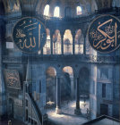 Turkey, Istanbul, interior of Hagia Sophia  east end showing the Mimbah
