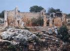Basilica, fifth century, Kanytelis, ancient city near Elaiussa Sebaste on south east coast of Turkey