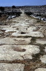Turkey, north of Tarsus paved Roman Road