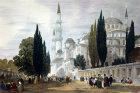 Turkey Istanbul Suleymaniye Camii