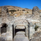 Asclepeion, Hellenistic and Roman medical centre Pergamum, Turkey