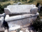 Sarcophagus, second century AD. Eleusis, Sebaste, South Turkey