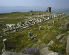 Sanctuary of Athena, Pergamum, Turkey