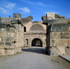 Nicea,  Bithynia, Turkey, site of first Oecumenical Council, 325, Istanbul gate and city walls dating from second century