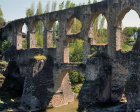 Turkey Smyrna (Izmir), Roman aqueduct, restored by Byzantines
