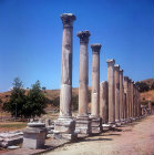 Asclepeion, colonnade of north portico, Pergamum, Turkey
