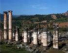 Turkey, Sardis, Temple of Artemis
