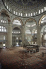 Turkey, Edirne, Selimiye Camii, built 1569-1575 by Mimar Sinan for Sultan Selim II