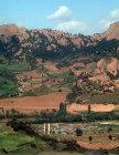 Turkey, Sardis, Temple of Artemis 150 AD and vineyards