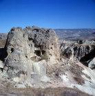 Turkey, Cappadocia,  early christian church 9th-11th century
