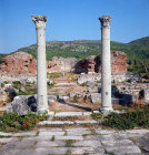 Turkey Ephesus the Church of the Virgin Mary the 3rd Ecumenical Council was held here in 431 AD