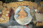 Last Judgement, early fourteenth century, Paracclesion, east bay, domical vault, Kariye Camii, Church of St Saviour in Chora, Istanbul, Turkey
