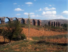 Roman aqueduct, St Paul came here on his first and second journeys, Antioch in Pisidia, Turkey