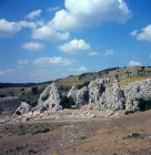 Hittite rock cut sanctuary, Yazilikaya, Turkey