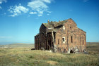 Armenian Cathedral, built 989-1010, Ani, (ruined medieval Armenian city state), Kars, Turkey