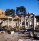Corner of the Agora, Ephesus, Turkey