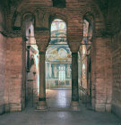 Turkey Istanbul, Kariye Camii murals in the Parecclesion from 1320AD