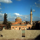 Turkey Istanbul the Kariye Camii dating from the 14th century