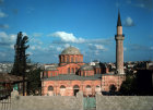 Turkey Istanbul the Kariye Camii or Church of St Saviour Chora from the 14th century