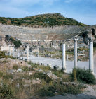 Turkey Ephesus the Theatre and Arcadian Way  beyond