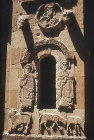 Turkey, Armenian Church on the Island of Achthamar on Lake Van, east facade, Adam and Saints Thaddeus and James 915-921 AD