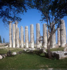 Temple of Zeus Olbius, third century BC, Olba, (Uzuncaburc), Turkey