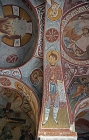 Prophet Daniel, eleventh century, Elmali Kilisesi (Apple Church), Goreme, Cappadocia, Turkey