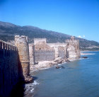 Anamur Castle, originally built by Romans in third and fourth century, Cilicia, Turkey