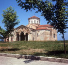 Turkey, Hagia Sophia, Trabzon, south east aspect 12th century