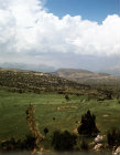 Turkey Cilicia the Taurus Mountains behind Tarsus birth place of St Paul, a view that he would have seen on his journeys