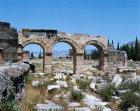 Turkey Hierapolis Roman triumphal arch
