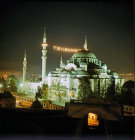Turkey Istanbul the Suleymaniye Mosque built by Sinan in the 16th century for Suleyman The Magnificent