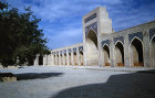 Uzbekistan, Bukhara, Kalon mosque, rebuilt in the sixteenth century after destruction by Genghis Khan