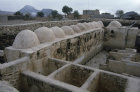 Yemen al Janad ablution rooms beside Great Mosque 7th century