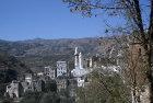 Town and twelfth century Great Mosque, Jibla, Yemen
