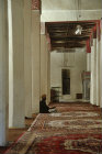 Interior of twelfth century Great Mosque, Jibla, Yemen